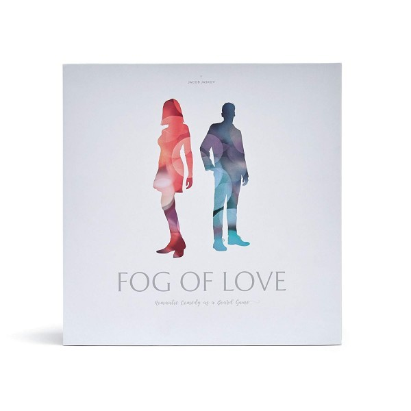Fog of Love - A Five Second Board Game Review
