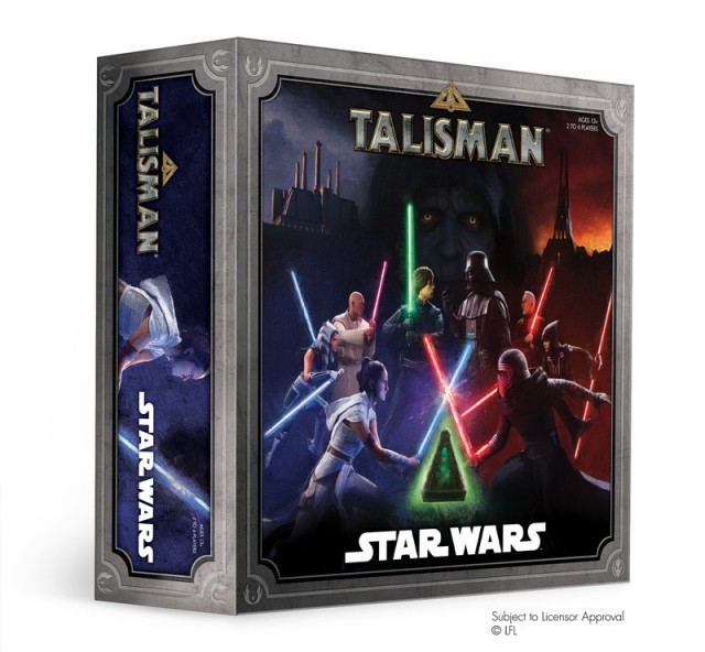 Talisman: Star Wars Announced