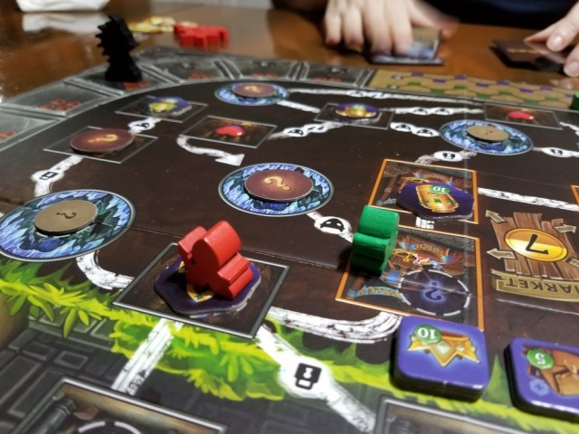 Clank! in Review