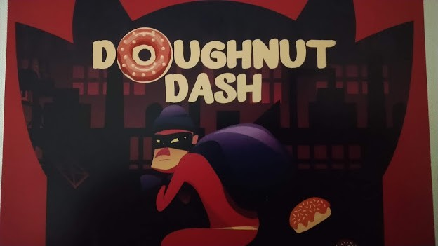 Doughnut Dash - The Dark Imp - Board Game Review