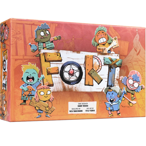 Fort: Being a Kid Ain't What It Used to Be