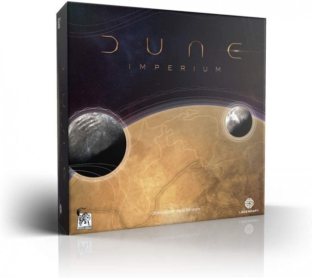Dune Imperium is My Pick from 2020