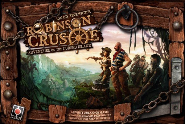 One Mechanic Review: Robinson Crusoe