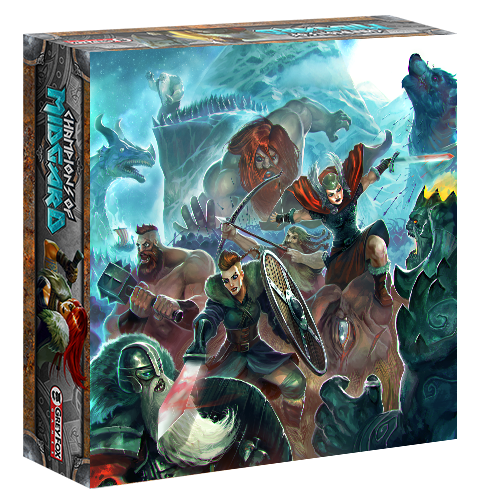 Vikings of Meeplegard (Champions of Midgard )