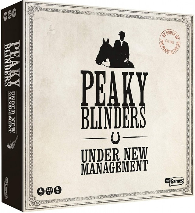 Asmodee Announces US Release of Peaky Blinders Board Game