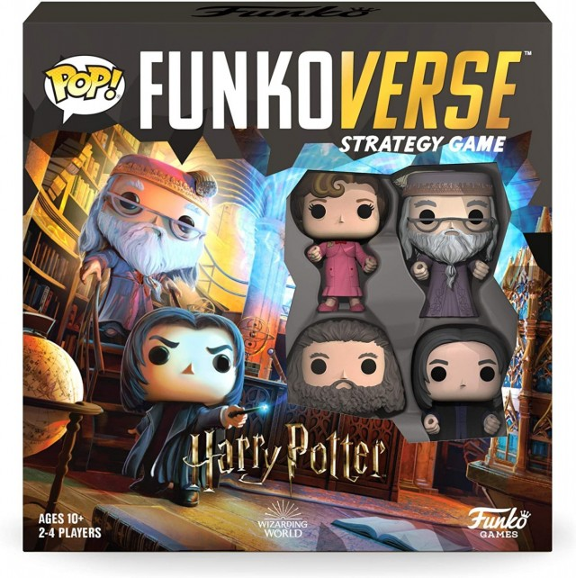 Funkoverse Harry Potter Professors Announced