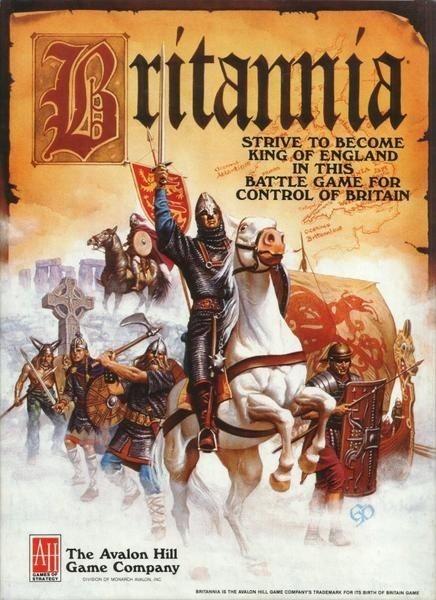 From the Depths: Britannia
