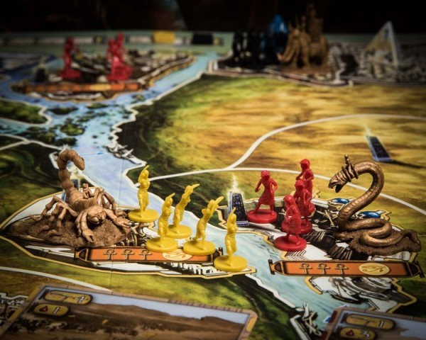 Cyclades, Inis, Kemet: Observations on Matagot's Legendary Trinity