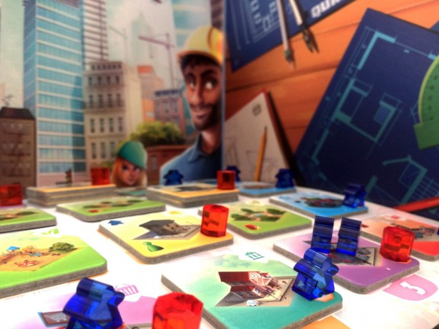 Quadropolis Board Game Review