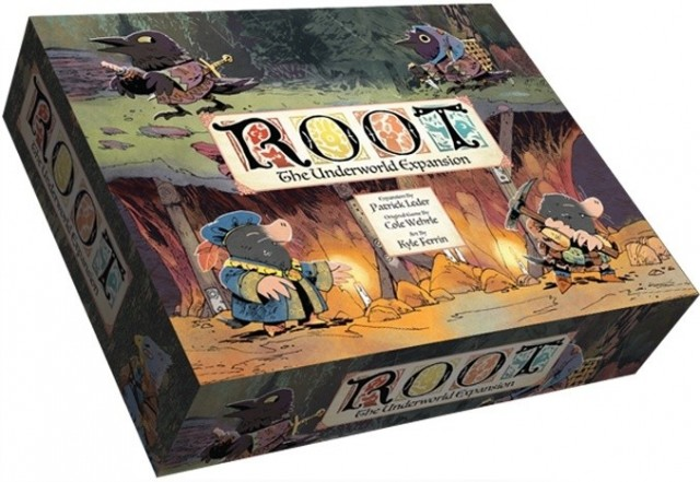 Root: The Underworld Coming to Retail This Spring