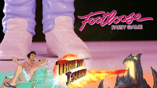 Footloose Party Game (2020) Board Game Review