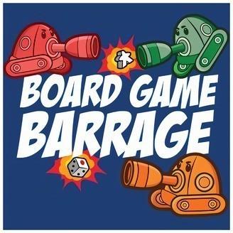 Board Game Barrage: Dexterous Laboratory