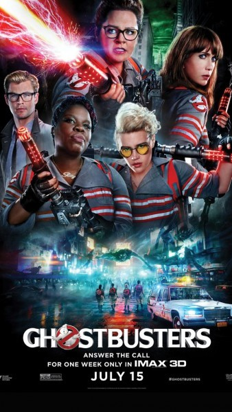 Ghostbusters (2016) Review