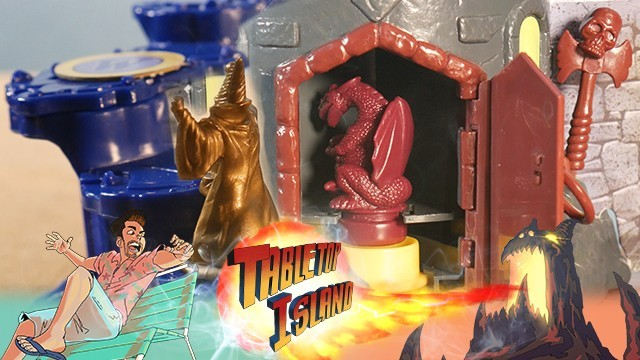 Vintage Board Game Review: Tower of the Wizard King (1993)