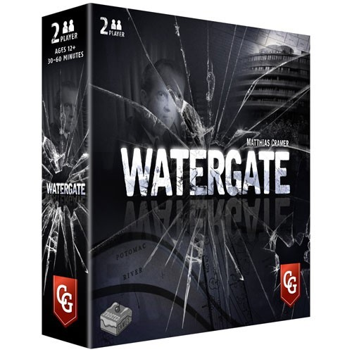 Watergate Board Game- Review