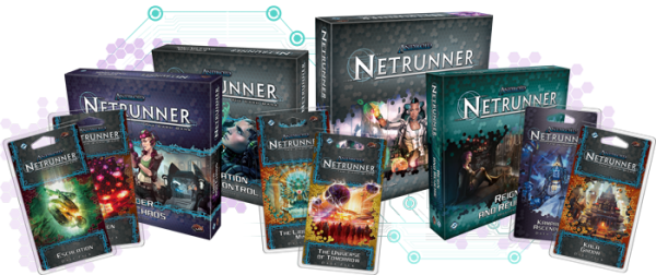 Android Netrunner Canceled!