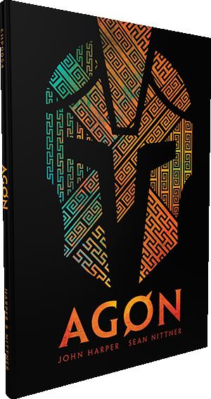 Agon RPG - Review