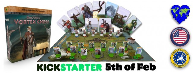 King Arthur's Vortex Chess