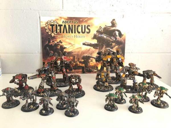 Adeptus Titanicus Review