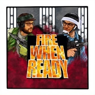 Fire When Ready - Star Wars: Legion Gameplay - Skirmish Format