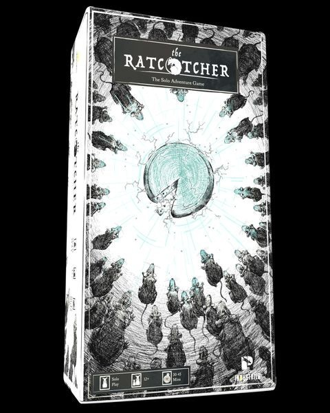 The Ratcatcher: Solo Adventure Board Game
