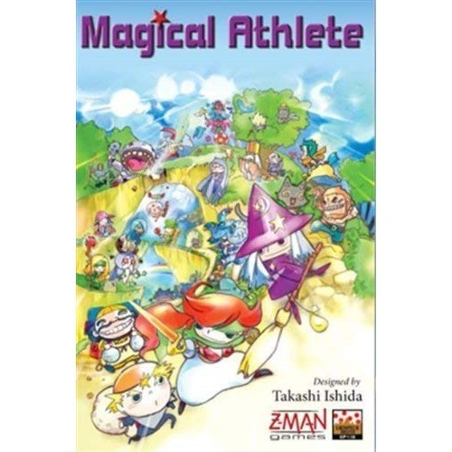 Flashback Friday - Magical Athlete - Love It or Hate It?