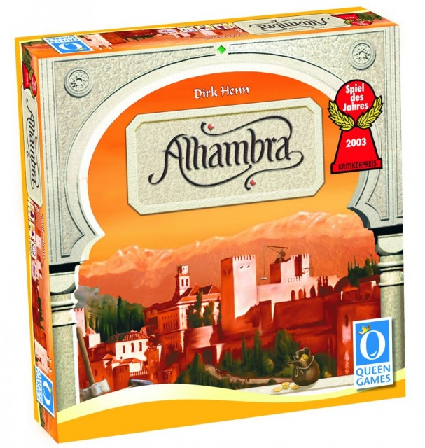 Flashback Friday - Alhambra - Love It or Hate It?