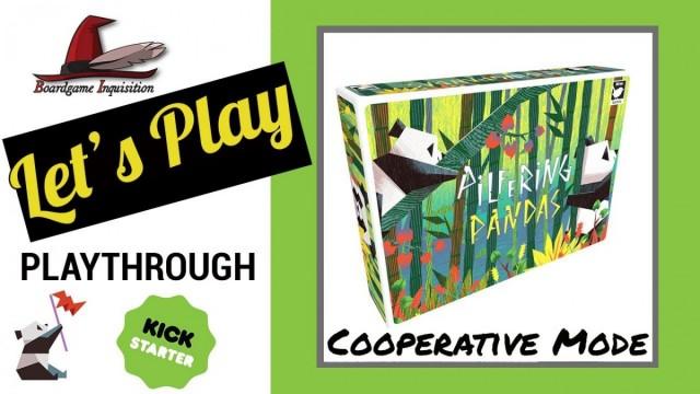 Pilfering Pandas Cooperative Playthrough