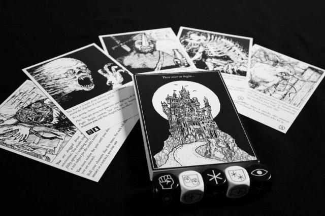 Murder in the Dark - An Inviting Escape: Escape the Dark Castle Review