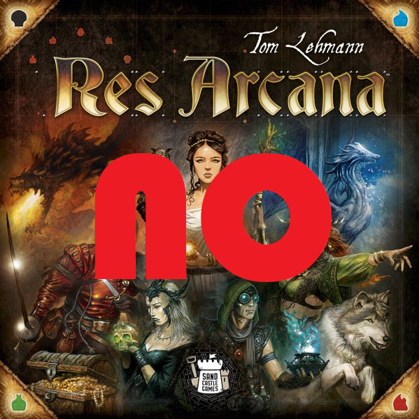 Res Arcana Review - Converting Life into Death