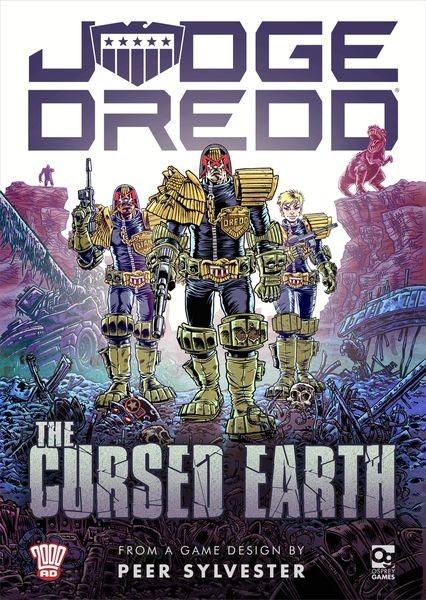 Play Matt: Judge Dredd: The Cursed Earth Review
