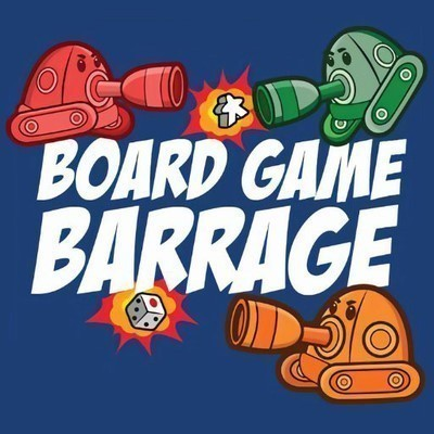 Board Game Barrage 103: Top 50 Games of All-Time 2019: 20-11