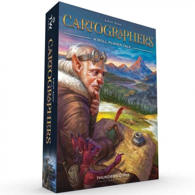 Play Matt: Cartographers: A Roll Player Tale Review