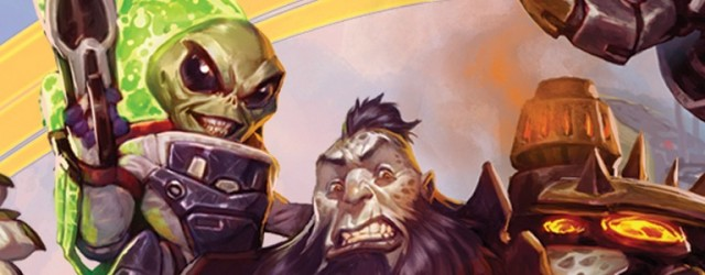 Anything is Possible on an Impossible World: KeyForge – Tales of the Crucible anthology from Aconyte Books in June 2020
