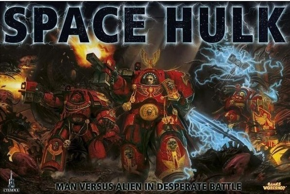 It Came From the Tabletop! - Space Hulk and High Heavens