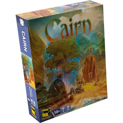 Cairn Board Game Coming Soon from Matagot