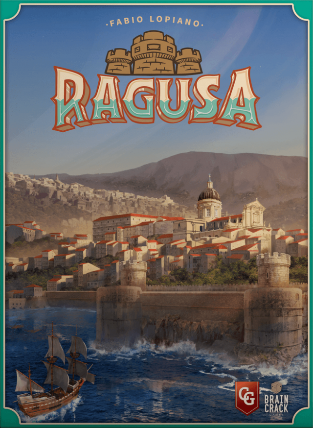 Ragusa - Punchboard Reviews