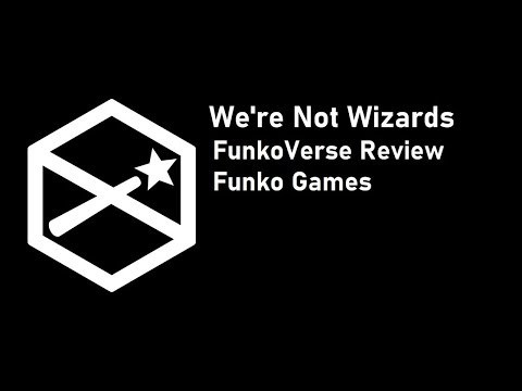 POP! FunkoVerse Strategy Board Game Review - Jurassic Park and The Golden Girls