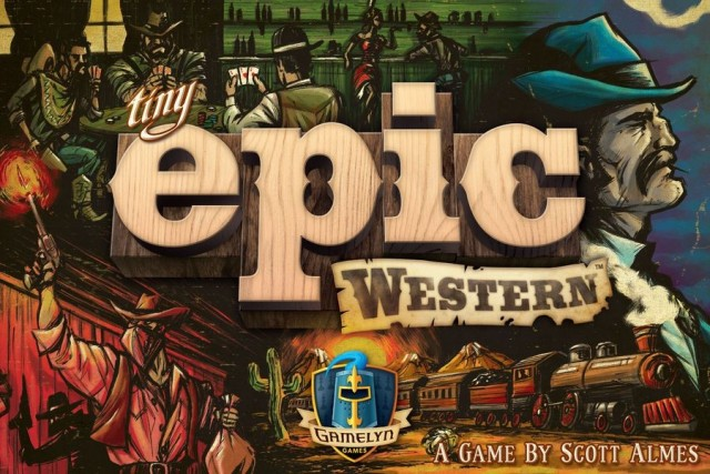 Tiniest Epics, vol. 7: Sometimes crime pays, with or without the shootin'
