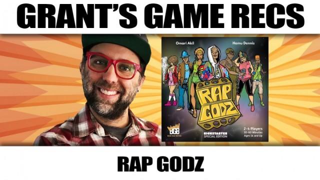 Rap Godz - Grant's Game Recs