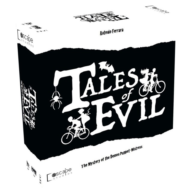 Tales of Evil Board Game Coming to Retail