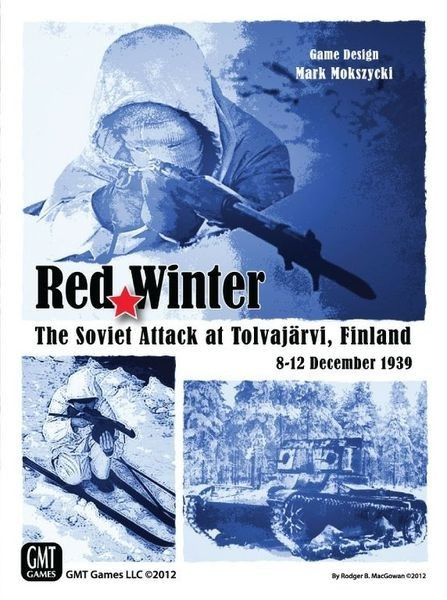 Red Winter - First Playthroughs