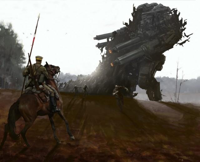 Scythe: Zombie Faction - Fan Made Variant