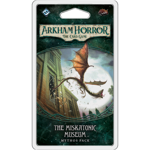 Beyond the Veil - The Arkham Horror Card Game: Dunwich Legacy - Miskatonic Museum