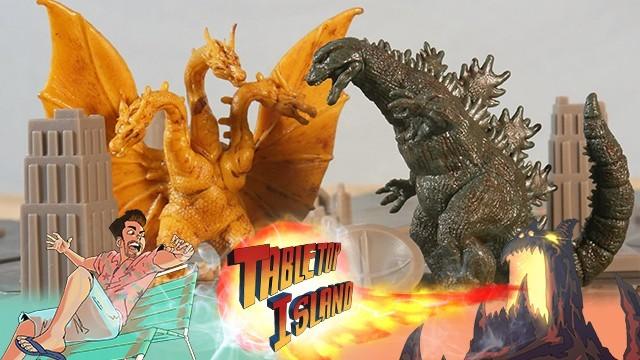 Board Game Review: Godzilla Tokyo Clash