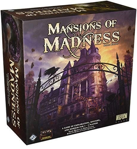 Flashback Friday - Mansions of Madness