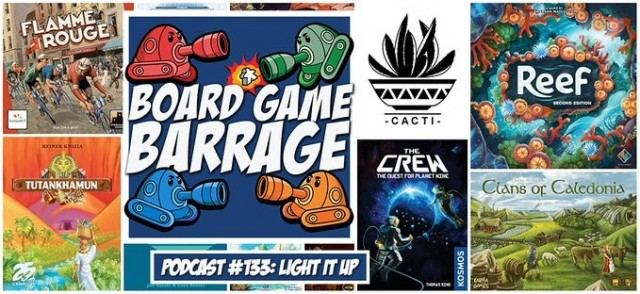 Light It Up - Board Game Barrage
