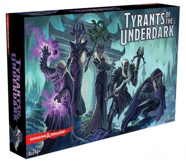 The King in the Shadows - A Deep Dive Into Tyrants of the Underdark