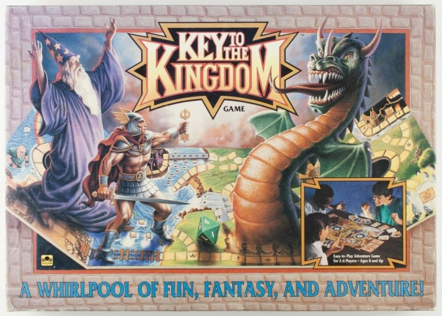 Restoration Games Announces Key to the Kingdom