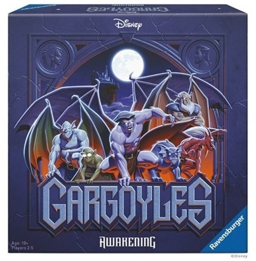 Gargoyles: Awakening Board Game Announced